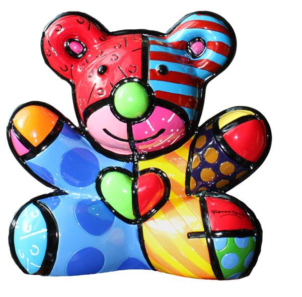 Romero Britto - Hope Bear