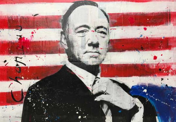 Ronald Chapeau - Frank Underwood
