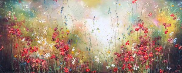 Yulia Muravyeva - The Flowerfield of Love
