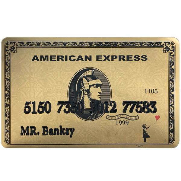 Van Apple - MR. Banksy