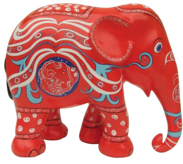Elephant Parade - Happiness is being Born M