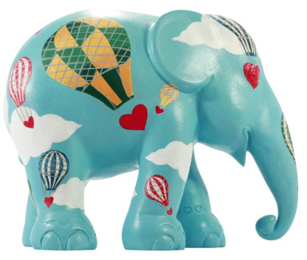 Elephant Parade - Love is in the Air M