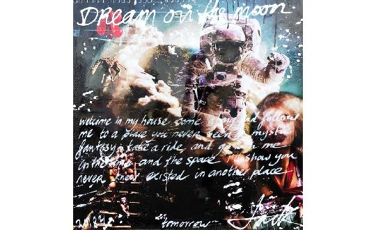 Dream On The Moon - Dream On The Moon