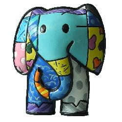 Mini Elephant Lucky Figurine