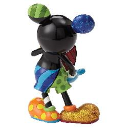 Romero Britto - Mickey Mouse with Rotating Heart Figurine