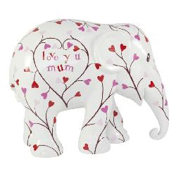 Elephant Parade - Love You MUM L 20 cm