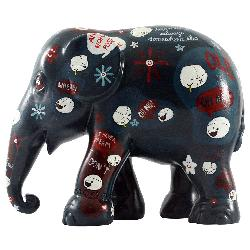 Elephant Parade - What a wonderful world M 15 cm