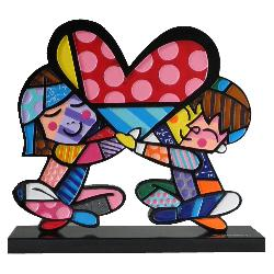 HEART KIDS 2D sculptuur