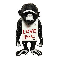 I Love You - Street Monkey