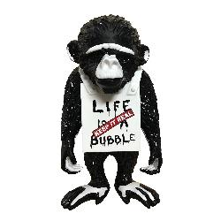 Life is A Bubble - Street Monkey