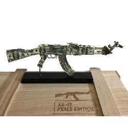 AK 47 Dollars - ART AGAINST WAR