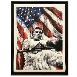 MR BRAINWASH MUHAMMAD ALI AMERICAN HERO