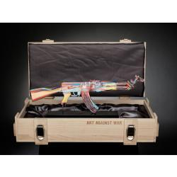 AK 47 Peace Edition Color