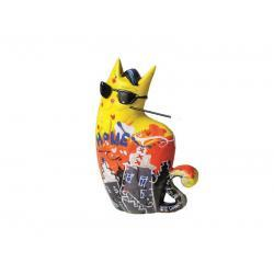 Zatti Big City Cat Yellow