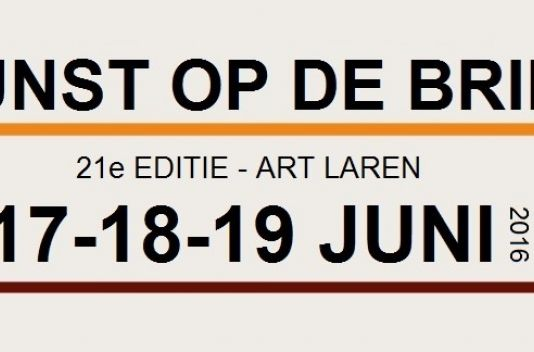 Deelname The Art Shop aan Art Laren 2016